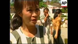 VIETNAM: 12-THOUSAND PRISONERS RELEASED