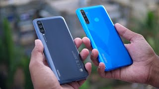 Realme 5 vs Mi A3 Full comparison! Which one is best for you?