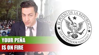 YOUR PEÑA IS ON FIRE - EL PULSO DE LA REPÚBLICA thumbnail