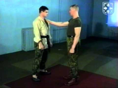 Приёмы рукопашного боя спецназа видео