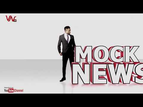 Nigeria policeman who has never taken a bribe receives award  MockNews with Pararan ( Episode 27 )