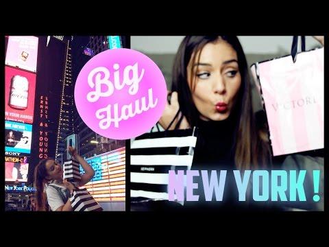 BIG HAUL : quels produits de beauté ramener de New York ?! (Sephora, Victoria's Secret...)
