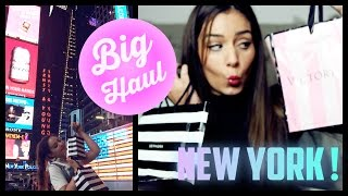 BIG HAUL : quels produits de beauté ramener de New York ?! (Sephora, Victoria's Secret...)