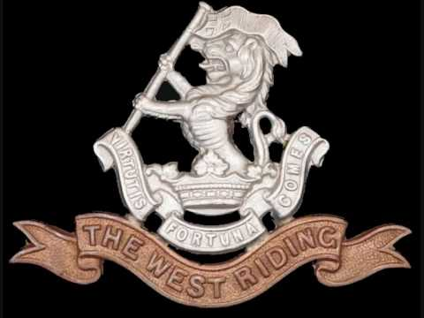 Duke of Wellington's Regiment (Quick March)