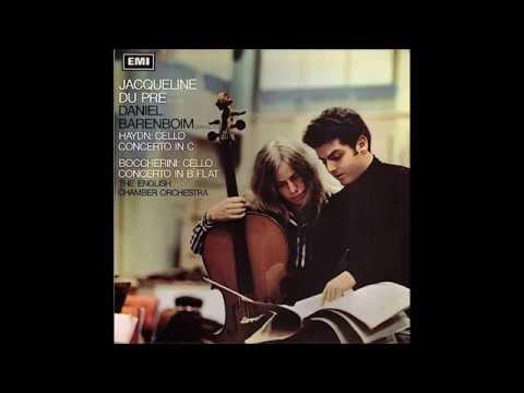 Joseph Haydn Cello Concerto No.1 In C Major, Hob.VIIb:1, Jacqueline Du Pré