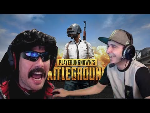 Dr Disrespect Killed by Summit1G in Battlegrounds