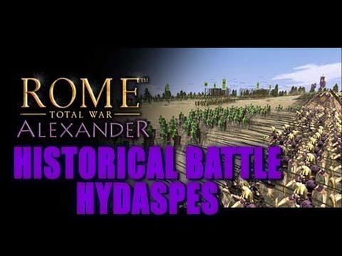 Battle of Hydaspes - Rome Total War: Alexander