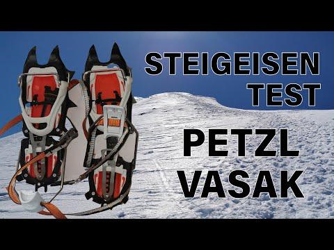 PETZL VASAK - Steigeisen für Allrounder! | Review