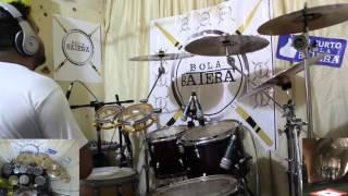 Jorge e Mateus - Paredes cover Bola Batera