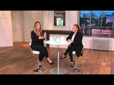 Proactiv Clear Skin Double Up Kit with Stacey Stauffer