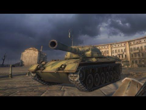 ◀World of Tanks - German Steel