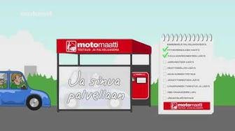 Motonet Motomaatti – ja sinua palvellaan