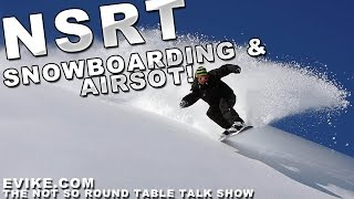 """Airsoft """"not So Round Table"""" Ep. 60 - Evike Tv"""