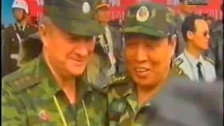 中國解放軍军事力量 Chinese PLA military weapon industry power