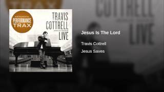 Jesus Is The Lord (Performance Trax/Live)