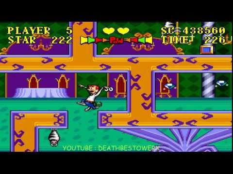 The Jetsons: Invasion of the Planet Pirates Nintendo NES - Live Stream Crazy time Blastland Part 4