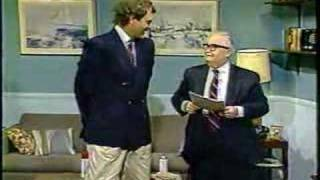 1990 Late Night skit with Larry Bud Melman