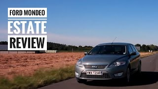 Ford Mondeo / Fusion Estate Review | America Is Missing Out