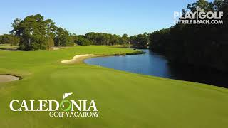 The Ultimate Grand Slam Getaway with Caledonia Golf Vacations