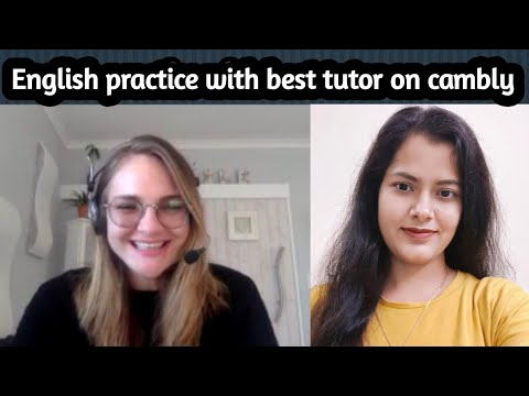 English Practice With Best Tutor On Cambly