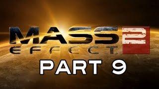 Mass Effect 2 Gameplay Walkthrough - Part 9 Boss Battle Tarak Let