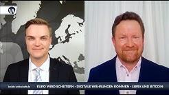 """Miller über Zukunft unseres Geldes: """"Euro wird scheitern - digitale Währungen kommen statt Bargeld"""""""