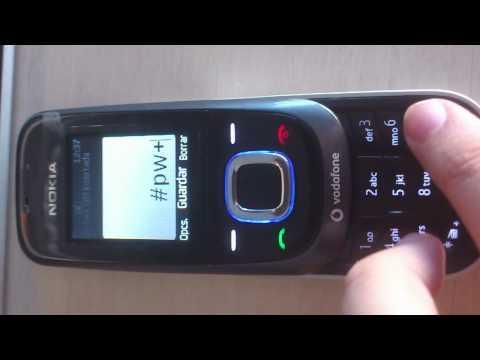 Fallo liberación por imei Nokia 2680 slide