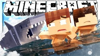 Minecraft Baby Daycare - ATTACKED BY JAWS! (Minecraft Roleplay) #4