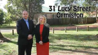 Video Walkthrough 31 Lucy Street, Ormiston Thumbnail