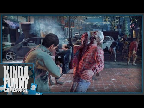 Dead Rising 4 E3 2016 FAQ - The Kinda Funny Gamescast