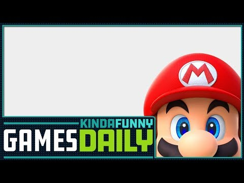 No One Stops Nintendo - Kinda Funny Games Daily 10.19.17