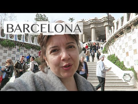 Cómo Visitar el Parque Güell en Barcelona