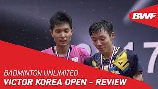 Download Video Badminton Unlimited 2018 | VICTOR Korea Open - Review | BWF 2018 MP3 3GP MP4