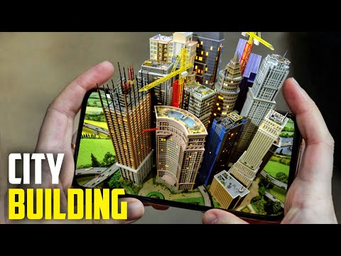 Top 10 🏗️ City Building Games On Android 2020