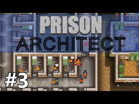 Prison Architect - Fatalities - PART #3
