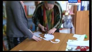 Своими руками - Ковер с национальным орнаментом (Зулихан Баймурадова) - Чечня)