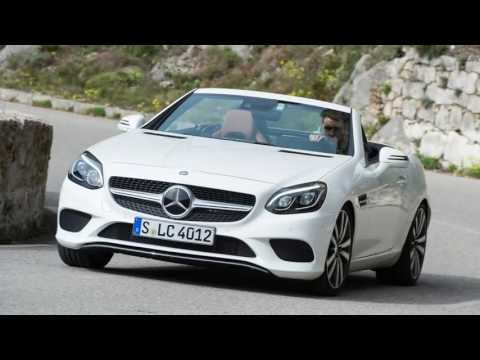 New (2017) Mercedes SLC 250d Sport