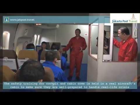 Flight Safety Training Garuda Indonesia