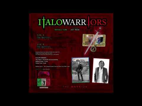 ITALOWARRIORS - the warrior - Fiume Mauro Nesti Italo disco nrg 120 122 mix Sample