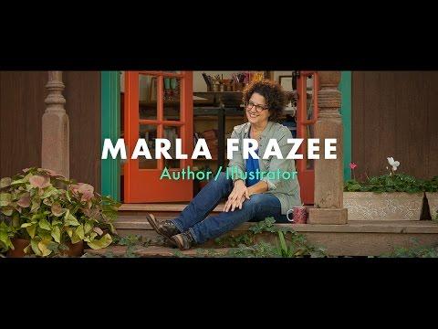 Marla Frazee | Author/Illustrator fragman