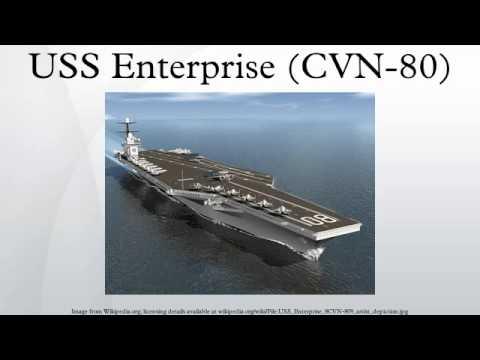 USS Enterprise (CVN-80) - YouTube