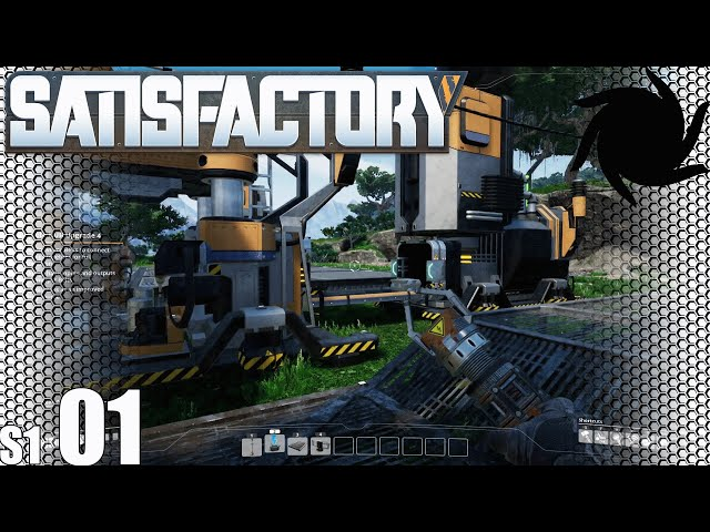 Satisfactory - S01E01 - Getting Started