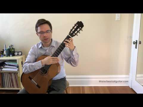 Loch Lomond for Easy Guitar - Lesson & PDF