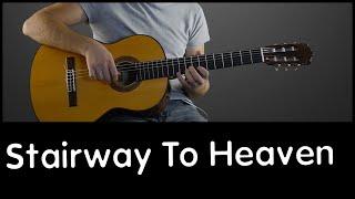 Stairway To Heaven - Мелодия которую ты должен сыграть  на Гитаре