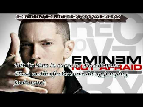 Eminem Not Afraid (official Video) Clean - Youtube