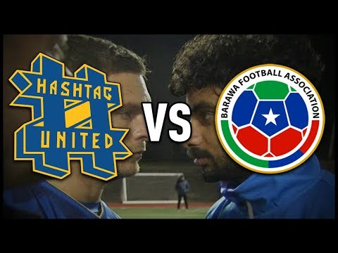 HASHTAG UNITED vs BARAWA (CAN WE BEAT A COUNTRY?!)
