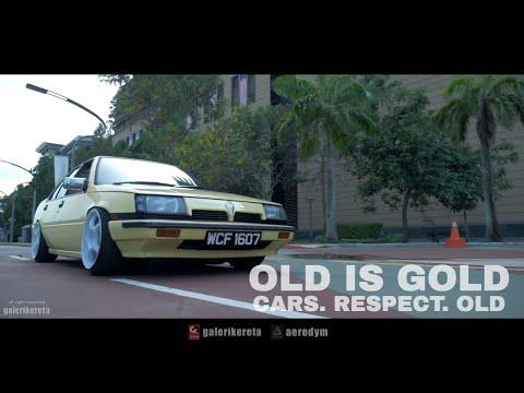 Proton Saga 1991 - OLD Is GOLD