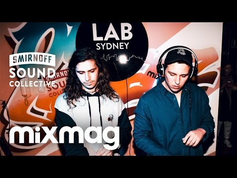 HUMAN MOVEMENT tech house in The Lab SYD