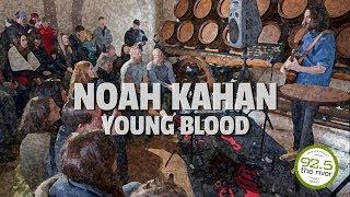 Noah Kahan performs