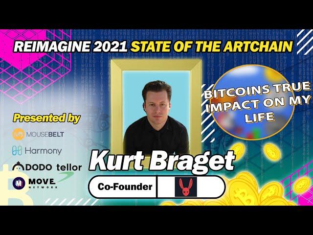 REIMAGINE 2021 - Kurt Braget - Co-Founder/CTO for NFT Genius - NFT's for Everyone